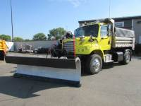 Used 2012 Freightliner M2Plow/Dump Stainless dump and Sander