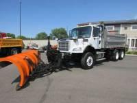 Used 2011 Freightliner M2 Plow/Dump Truck, Stainless Dump