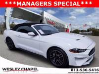 Used 2020 Ford Mustang EcoBoost Premium Convertible