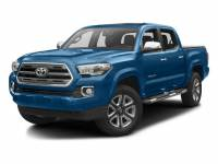 2016 Toyota Tacoma Limited - Toyota dealer in Amarillo TX – Used Toyota dealership serving Dumas Lubbock Plainview Pampa TX