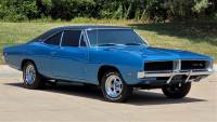 1969 Dodge Charger R/T #s matching 440V8 Automatic