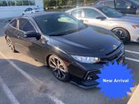 Certified 2018 Honda Civic Si Coupe