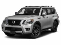 2018 Nissan Armada Platinum - Nissan dealer in Amarillo TX – Used Nissan dealership serving Dumas Lubbock Plainview Pampa TX