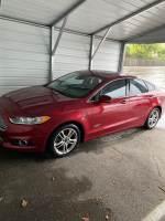 Used 2018 Ford Fusion Energi For Sale at Harper Maserati | VIN: 3FA6P0SU6JR465461