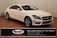 Pre-Owned 2013 Mercedes-Benz CLS-Class CLS 550 in Fort Myers