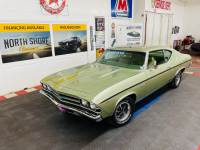 1969 Chevrolet Chevelle - SUPER SPORT - NUMBERS MATCHING 396 - FACTORY A/C -
