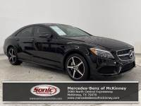 2018 Mercedes-Benz CLS 550 CLS 550 Coupe in McKinney