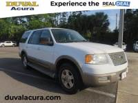 2003 Ford Expedition Jacksonville, FL at Duval Acura   Stock #3LC54037