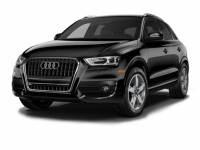Used 2015 Audi Q3 For Sale Near Hartford | WA1EFCFSXFR013156 | Serving Avon, Farmington and West Simsbury