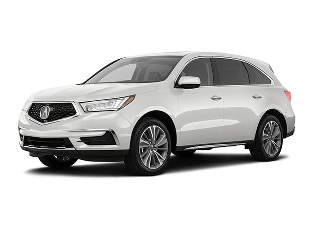 Photo Certified Pre-Owned 2018 Acura MDX SH-AWD wTechnology Pkg for Sale in Hoover near Homewood, AL