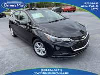 Used 2017 Chevrolet Cruze LT Auto For Sale in Orlando, FL (With Photos) | Vin: 3G1BE6SM1HS582667