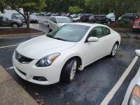 Used 2012 Nissan Altima 3.5 SR Coupe