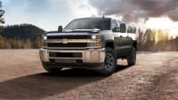 Pre-Owned 2017 Chevrolet Silverado 3500HD Crew Cab Standard Box 4-Wheel Drive Work Truck