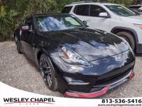 Used 2017 Nissan 370Z NISMO Tech Coupe