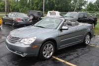 2008 Chrysler Sebring Limited Hard Top Convertible for sale in Flushing MI