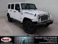 2017 Jeep Wrangler JK Unlimited Smoky Mountain in Franklin