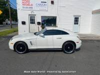 2005 Chrysler Crossfire Coupe Limited 6-Speed Manual