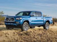 Used 2017 Toyota Tacoma Limited Double Cab 5' Bed V6 4x2 AT
