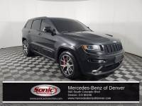Pre-Owned 2016 Jeep Grand Cherokee SRT 4x4 SUV in Denver