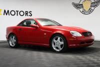 2000 Mercedes-Benz SLK-Class Kompressor Sport Pkg,1 Owner,Fresh Trade,Clean!