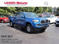 Used 2018 Toyota Tacoma SR5 Double Cab 6' Bed V6 4x4 AT