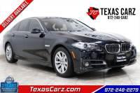 2016 BMW 528i for sale in Carrollton TX