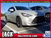 Used 2019 Toyota Yaris Sedan L For Sale in Thorndale, PA | Near West Chester, Malvern, Coatesville, & Downingtown, PA | VIN: 3MYDLBYV0KY507897