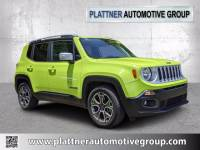 Pre-Owned 2018 Jeep Renegade Limited SUV
