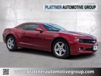 Pre-Owned 2010 Chevrolet Camaro 1LT Coupe