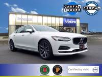 Certified Used 2018 Volvo S90 T5 AWD Momentum in Crystal White Pearl Metallic For Sale in Somerville NJ   SP0485