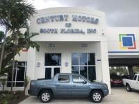 2006 Honda Ridgeline LOW MILES AWD RTS1 OWNER FULLY SRVICED