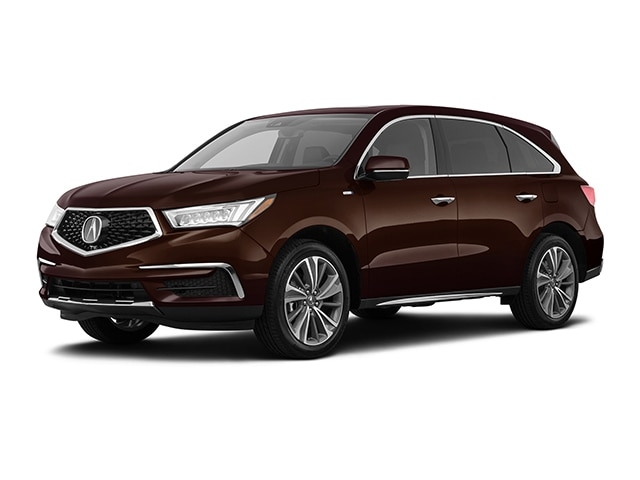 Photo Certified Pre-Owned 2018 Acura MDX SH-AWD Sport Hybrid wTechnology Pk for Sale in Hoover near Homewood, AL