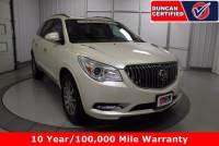 Used 2015 Buick Enclave For Sale at Duncan Hyundai | VIN: 5GAKVBKD1FJ293160