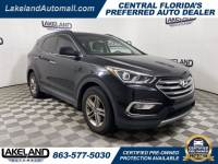 Certified 2017 Hyundai Santa Fe Sport 2.4 Base SUV