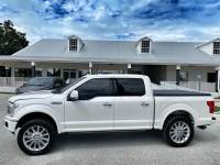 Used 2018 Ford F-150 LIMITED 4X4 3.5L ECOBOOST CREWCAB CARFAX CERT