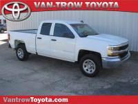 Used 2017 Chevrolet Silverado 1500 Work Truck Pickup