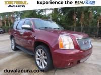 2008 GMC Yukon Jacksonville, FL at Duval Acura   Stock #8R165419