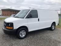 2014 Chevrolet Express 2500 Cargo Van w/ Bin Pkg