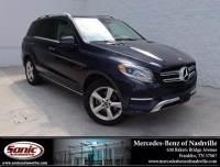 2017 Mercedes-Benz GLE 350 GLE 350 in Franklin