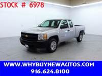 2013 Chevrolet Silverado 1500 ~ Extended Cab ~ Only 58K Miles!