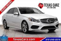 2016 Mercedes-Benz E 350 for sale in Carrollton TX
