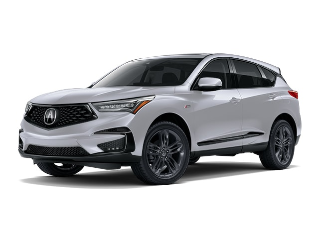 Photo Certified Pre-Owned 2021 Acura RDX FWD wA-Spec Package for Sale in Hoover near Homewood, AL