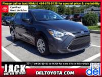 Certified Pre-Owned 2019 Toyota Yaris Sedan For Sale in Thorndale, PA | Near Malvern, Coatesville, West Chester & Downingtown, PA | VIN:3MYDLBYV4KY525433