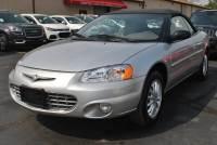 2002 Chrysler Sebring LXi for sale in Flushing MI