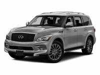 Used 2017 INFINITI QX80 Base SUV
