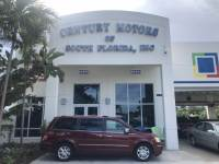 2008 Chrysler Town & Country 25 SERV Limited 1 OWNER FL