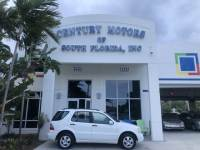 2003 Mercedes-Benz M-Class, 1 owner, low miles 4x4 51,764