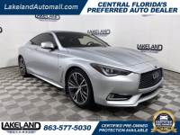 2019 INFINITI Q60 3.0t LUXE Coupe