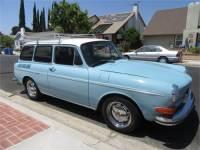 1972 Volkswagen Wagon
