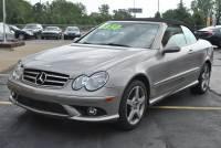 2007 Mercedes-Benz CLK CLK 550 for sale in Flushing MI